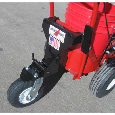 Newstripe Rear Caster, 10001231