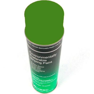 Newstripe Aerosol Striping Paint, Green, 10003445