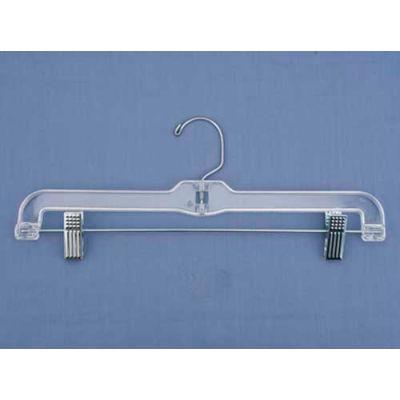 """NAHANCO 9602RC Skirt/Slack Hanger-Jumbo Weight, 14""""L, Break Resistant, Pkg Qty 100"""