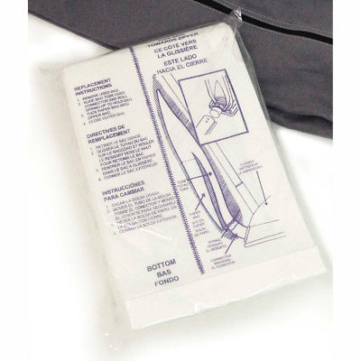 Nilfisk-Advance Replacement Part - Paper Bag 10 Pack - 56637120