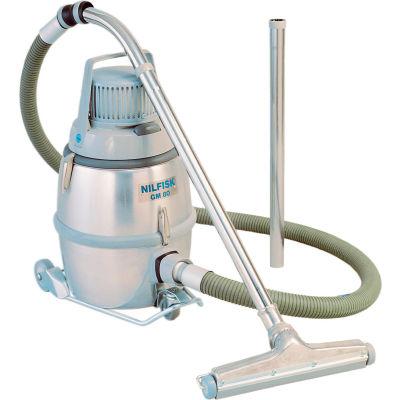 Nilfisk GM80 HEPA Vacuum - 3-1/4 Gallon Cap.
