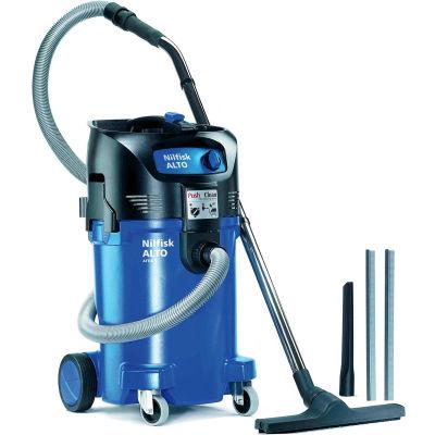 Nilfisk Attix 50 Wet/Dry Vacuum, 12 Gallon Cap.