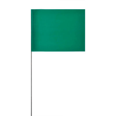 Marking Flags - Green