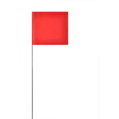Marking Flags - Red