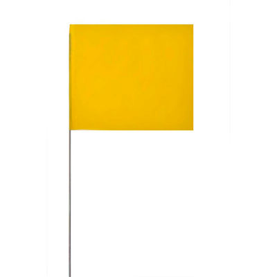 Marking Flags - Yellow