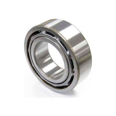 Nachi, 5306, Double Row Angular Contact Bearing, Open, 30mm Bore X 72mm Od X 30.2mm W