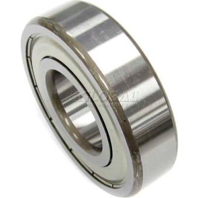 Nachi Radial Ball Bearing 6006zz, Double Shielded, 30mm Bore, 55mm Od