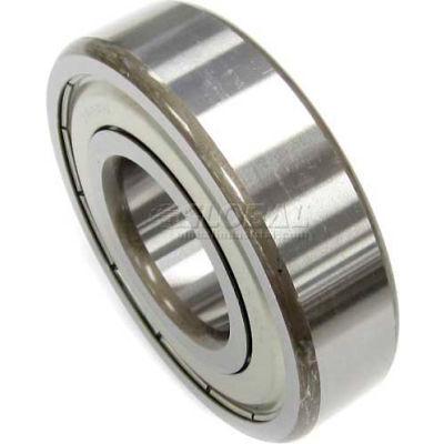 Nachi Radial Ball Bearing 6204zz, Double Shielded, 20mm Bore, 47mm Od