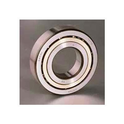Nachi, 7305BMUC3, Angular Contact Ball Bearing, Flush Ground, 25MM Bore x 62MM OD x 17MM W