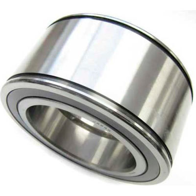 NACHI Double Sealed Sheave Bearing E5024XNNTS1, Without Snap Rings & Coating, 120MM Bore, 180MM OD