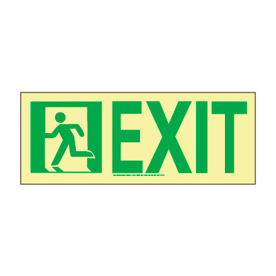 Glow NYC - Door Mount Sign Left