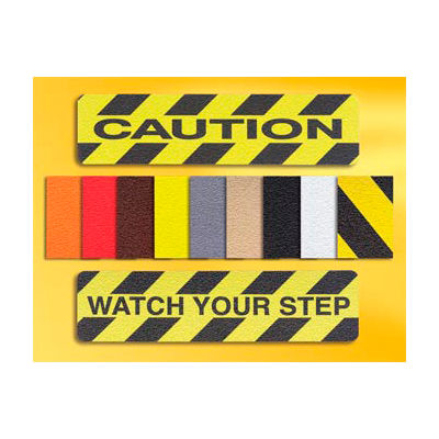 "Grit Anti-Slip Tape - Red - 12""W"