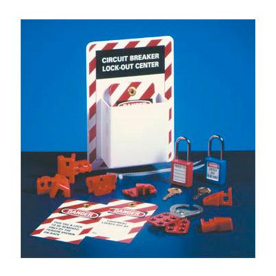 Circuit Breaker Lockout Center