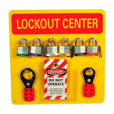 Lockout Center - Backboard