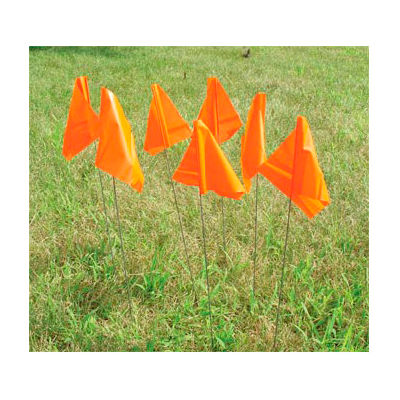 Marking Flags - Orange