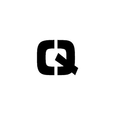 """Individual Character Stencil 36"""" - Letter Q"""