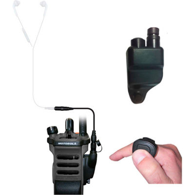 Ear Phone Connection The Combi iBlend Kit for Harris Radios, EP-Combi iBlend 28