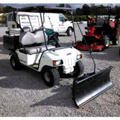 "Nordic Plow 49""W x 19-1/2""H EZ-GO Golf Cart Snow Plow"