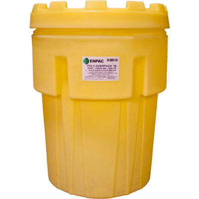ENPAC® 95 Gallon Poly-Overpack Salvage Drum
