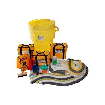 ENPAC® Multi-Responder Seriously Hazardous & Toxic Kit, 95 Gallon Sump Capacity, Wheeled