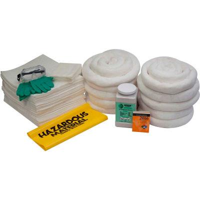 ENPAC® Refill For 95 Gallon SpillPack Spill Kit, Oil Only, 1492-RF