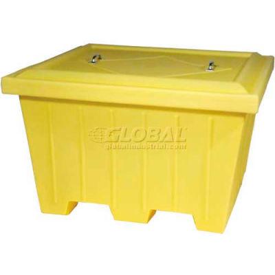 """Enpac 1525-YE Yellow X-Large Tote, 47-1/4""""L x 51-1/2""""W x 33""""H"""