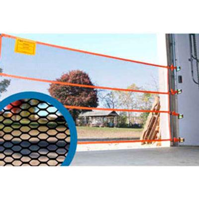 US Netting Loading Dock Door Debris Containment Netting, 4 Feet x 6 Feet, OHDB46