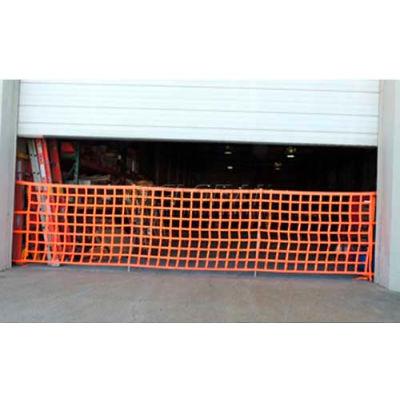 US Netting Loading Dock Safety Net, 4 Feet x 6 Feet, OHPW46-B
