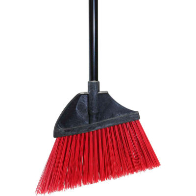 O-Cedar Commercial MaxiPlus® Professional Angle Broom, Unflagged - 91284 - Pkg Qty 4