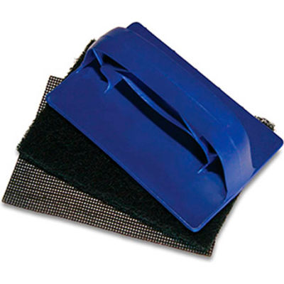 O-Cedar Commercial MaxiRough® Grill Screen, Blue - 93188 - Pkg Qty 200