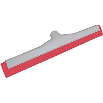 "O-Cedar Commercial Straight MaxiPlus® Floor Squeegee, Neoprene, 22"" - 96827-S - Pkg Qty 10"