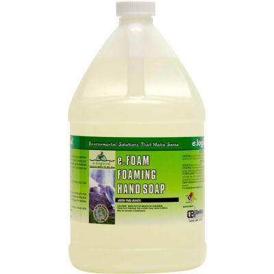 Foaming Hand Soap, Neutral Scent, Gallon Bottle, 4 Bottles/Case