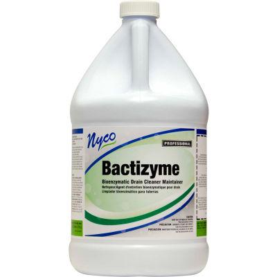 Biological Drain Opener, Gallon Bottle, 4 Bottles