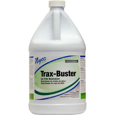 Ice Melt Neutralizer, Gallon Bottle, 4 Bottles