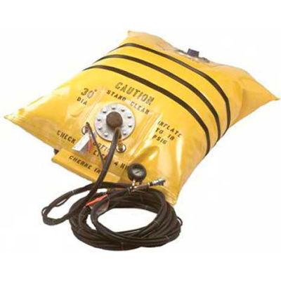"Cherne 266043 Pillow-Style Muni-Ball Plug- 36"", Urethane"