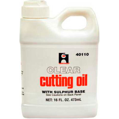 Hercules 40210 Cutting Oil - Dark 1 pt. - Pkg Qty 12