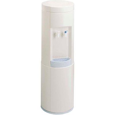 Nautica Series Removable Reservoir Point Of Use Cooler, Round Cabinet, Hot N' Cold™ - POU1RRHS