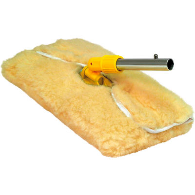 Swobbit Sheepskin Soft Washing Tool, Uni-Snap™ - SW19140