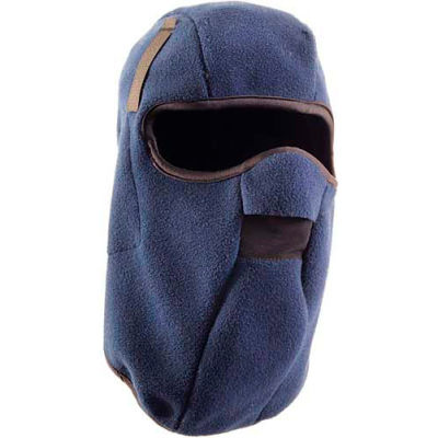 Occunomix Classic Mid-Length Fleece Ski Mask Navy, LF648 - Pkg Qty 6