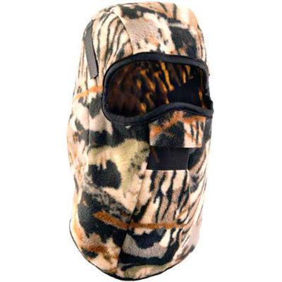 Occunomix Classic Mid-Length Fleece Ski Mask Camo, LF649 - Pkg Qty 6