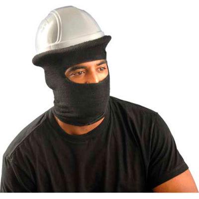 Premium Flame Resistant Full Face Tube Liner, Black
