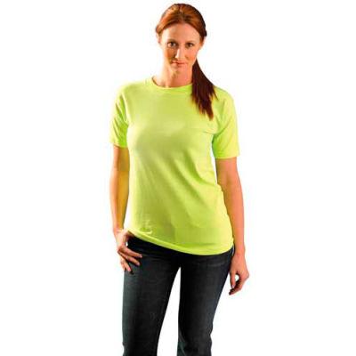 OccuNomix Classic Cotton Hi-Vis T-Shirt Orange, S, LUX-300-07S