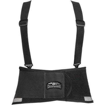 Occunomix OK-250S-XL Classic Lumbar Back Support Black, XL