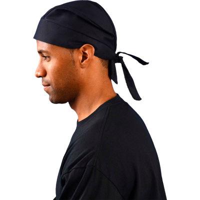 OccuNomix Flame Resistant Tie Hat Doo Rag Navy, TN5-INFR-018