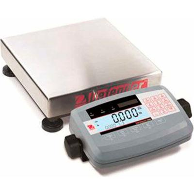 "Ohaus Defender 7000 Low-Profile Square Bench Digital Scale 25lb x 0.002lb 12"" x 12"" Platform"