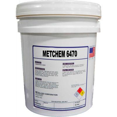 METCHEM 6470 Synthetic Fluid - 5 Gallon Pail