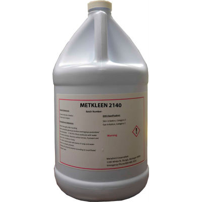 METKLEEN 2140 Cleaner Fluid - 1 Gallon Container