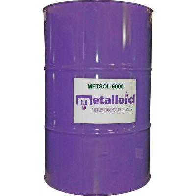 METSOL 9000 Water Soluble Fluid - 55 Gallon Drum