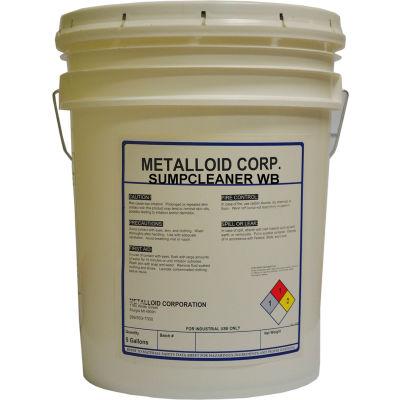 Sumpcleaner WB Machine Coolant Sump Cleaner - 5 Gallon Pail