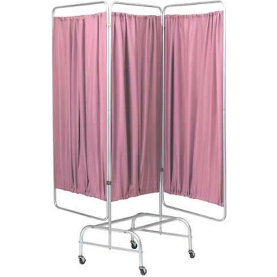 Omnimed® 3 Section King Size Screen Frame, No Casters